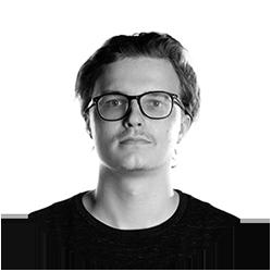 Kuvassa POKAn edustajiston puheenjohtaja Jere Mykkänen.